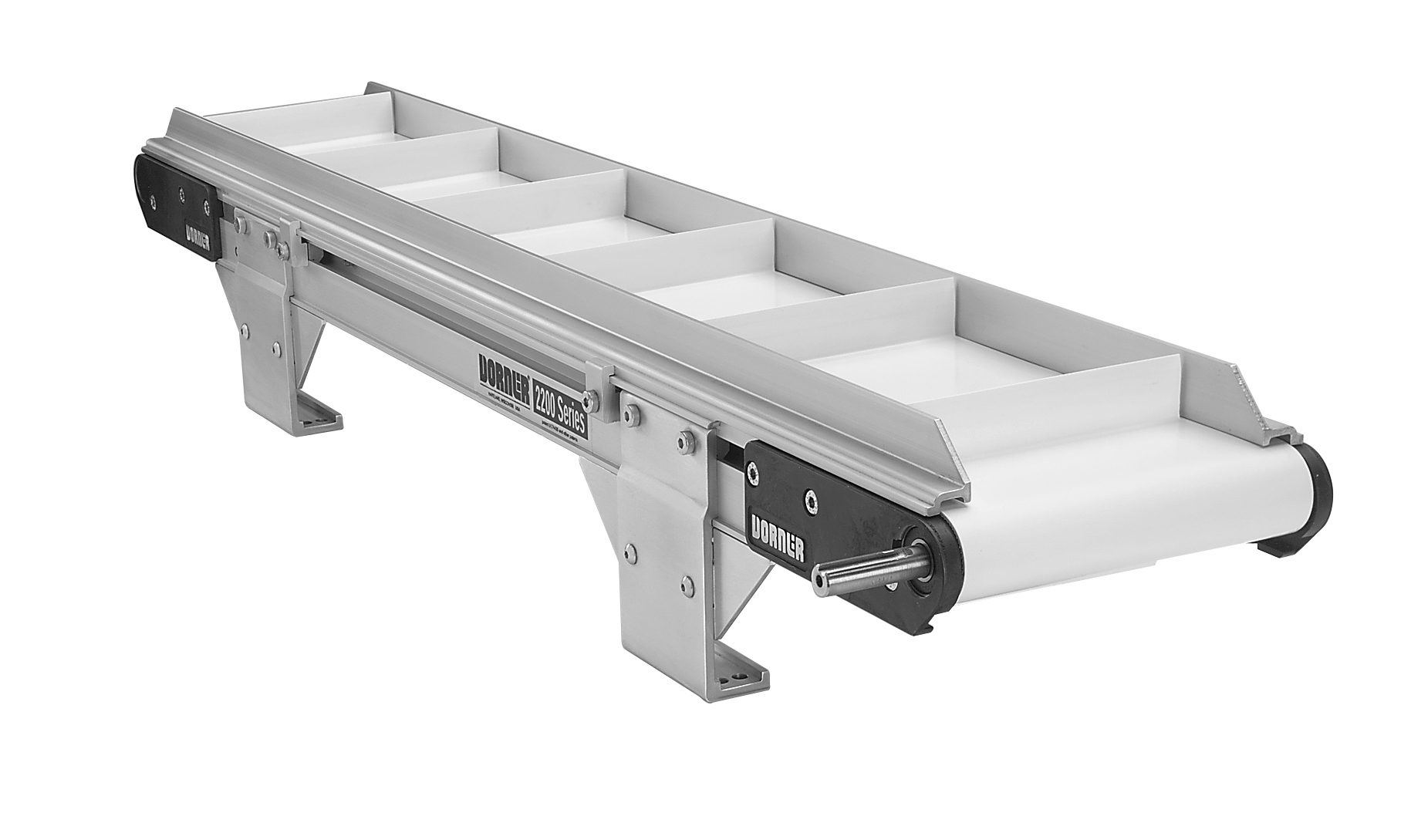 dorner low profile belt conveyor