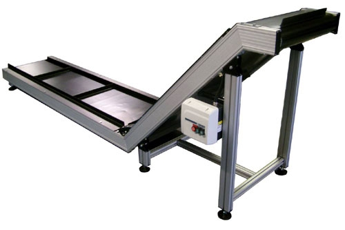 Type 120 elevating belt conveyor