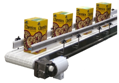 stainless steel modular chain conveyors
